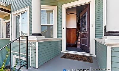 Patio / Deck, 941 Apgar Street, 941B, 1