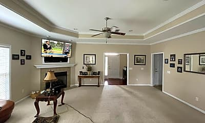Living Room, 105 Hall Hill St, 1