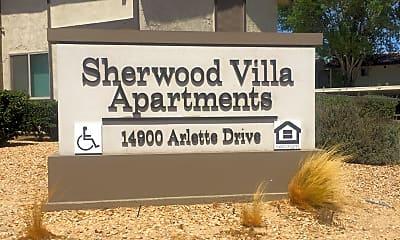 Sherwood Villa Apartments, 1