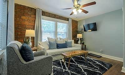 Living Room, 3809 Mercier St, 0
