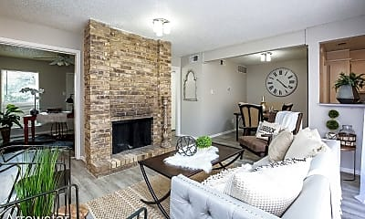 Living Room, 5208 11th Street, 0