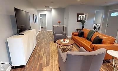 Living Room, 1201 Newbridge Ave, 0