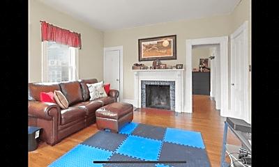 Living Room, 133 Eliot Ave, 0