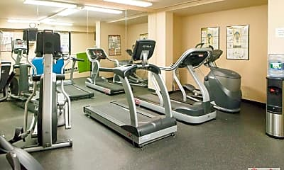 Fitness Weight Room, 401 E 89th St, 2