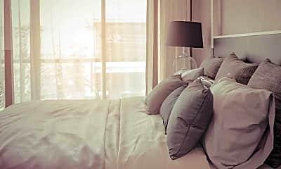 Bedroom, The District, 2