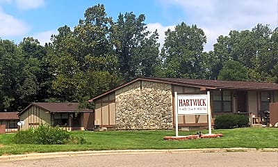 Hartwick Apartments, 0