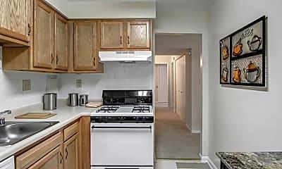 Kitchen, Wellesley House, 1