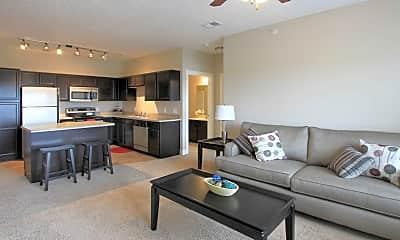Living Room, Tamarin Ridge, 1