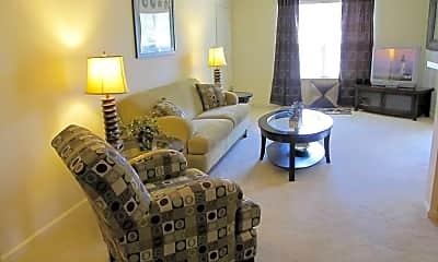Living Room, Forest Ridge, 2