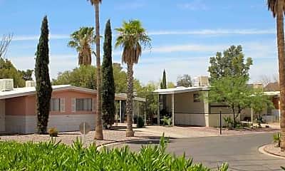 Building, Verde Plaza, 1