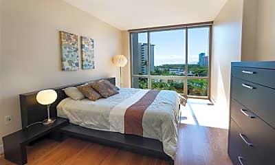 Bedroom, 1551 Ala Wai Blvd 704, 1