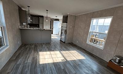 Living Room, 3939 N Clinton St, 1