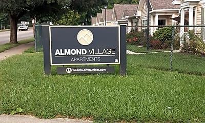 Almond Village, 1