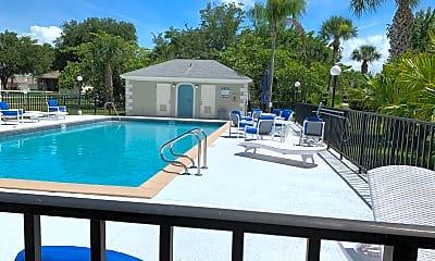 Pool, 4133 Cedar Creek Cir 303, 1