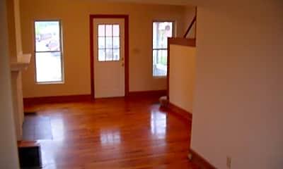 Living Room, 260 E Hudson St, 1