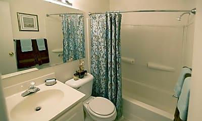Bathroom, Harbor Village, 2