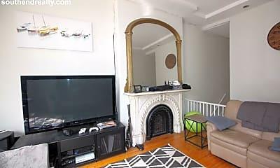 Living Room, 19 Concord Square, 1