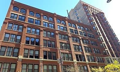 Building, 525 S Dearborn St, 0