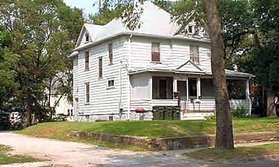 Building, 1815 Lafayette St, 0