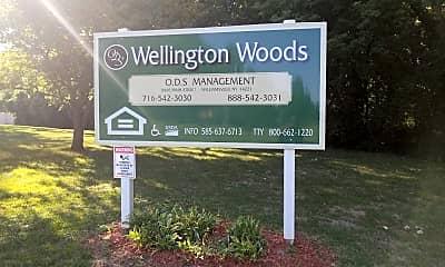 Wellington Woods, 1