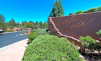 Community Signage, 155 Linda Vista, 2