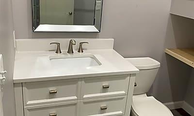 Bathroom, 205 N Walnut St 1, 2