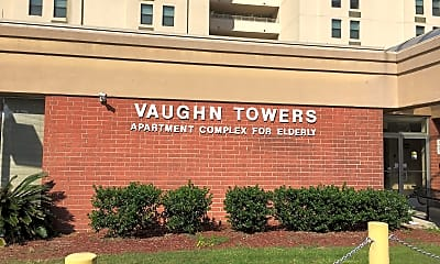 Vaughn Towers, 1