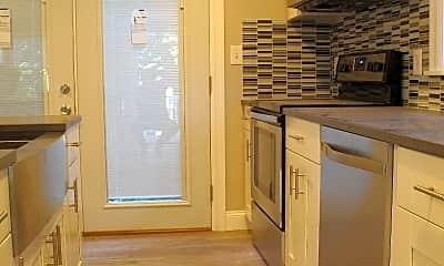 Kitchen, 6 Nonantum St, 1
