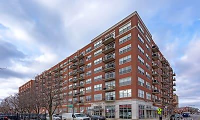 Building, 6 S Laflin St 720, 0