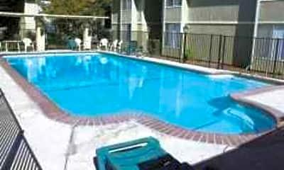 Pool, Rose Garden Apartments, 1