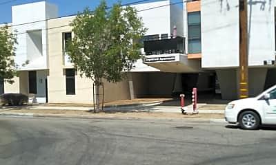 Sagebrush Apartments, 1