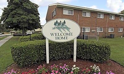 Community Signage, Sherwood Forest, 2