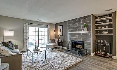 Living Room, Barrington Place, 1