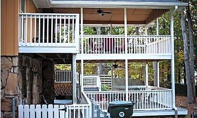 Patio / Deck, 4906 Bal Harbor Cir, 1