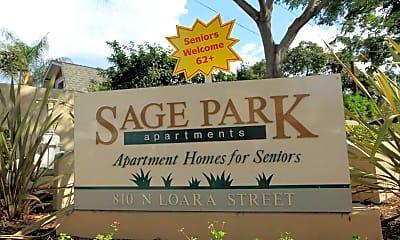 Sage Park Senior Apartment Homes, 1