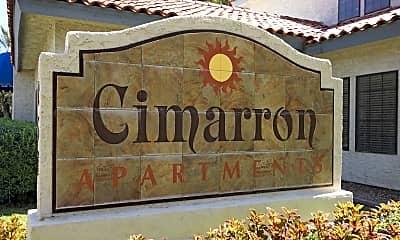 Community Signage, Cimarron, 0