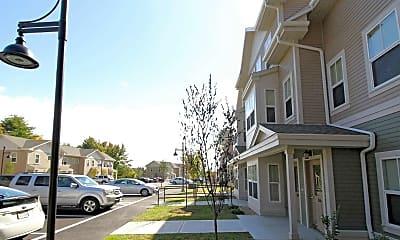 Building, Pilot Grove Apartments, 0