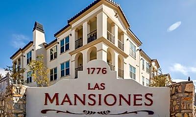 Community Signage, Las Mansiones at Cimarron, 2