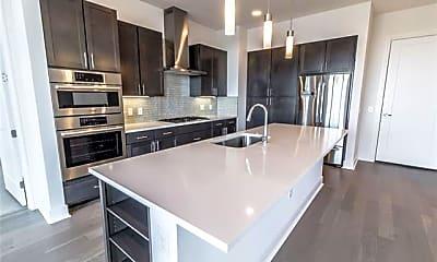 Kitchen, 3200 McKinney Ave 2002, 1
