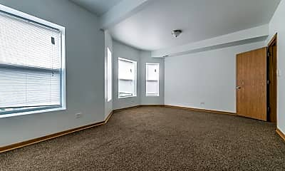 Bedroom, 4750 S Calumet Ave, 0