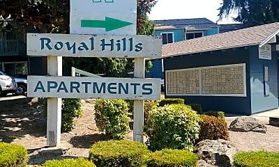 Royal Hills, 1
