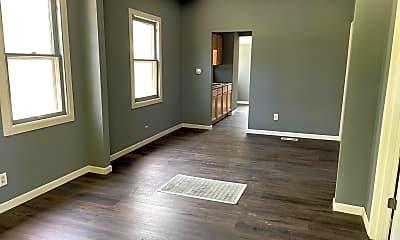 Living Room, 1221 Greenwood, 1