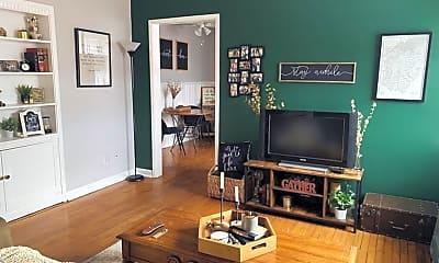 Living Room, 6402 Montgomery Rd, 0