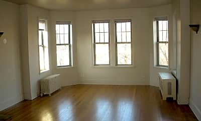 Living Room, 1427 W Farwell Ave 2S, 1