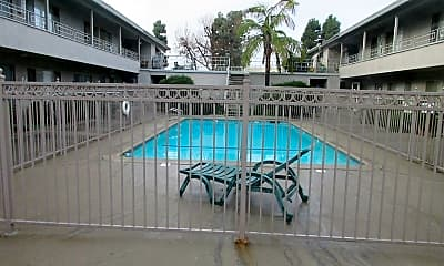 Pool, 693 Spruce Ave, 1