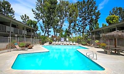 Pool, Beach Creek Resort Apartments, 0