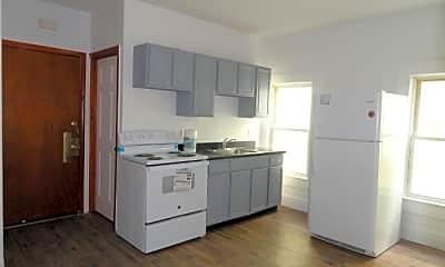 Kitchen, 430 Ferry Street, 1