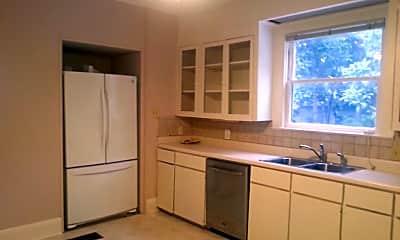 Kitchen, 809 Leonard St, 1