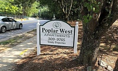 Poplar West Apartments, 1