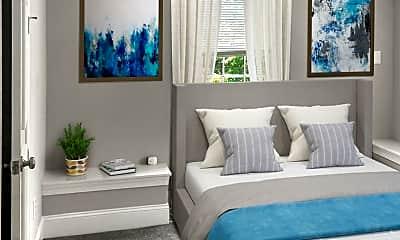 Bedroom, 233 E Montgomery Ave, 1